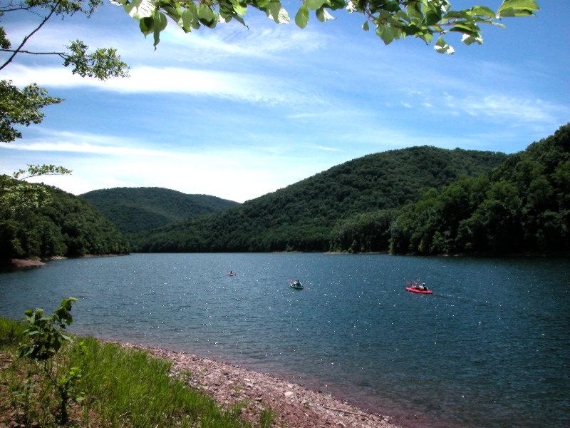 Kayak Tours Deep Creek Lake Family Activities And